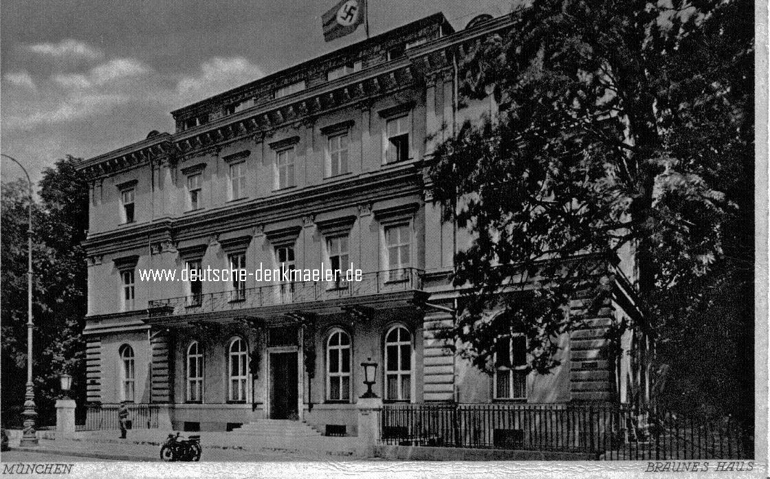 Braunes Haus münchen